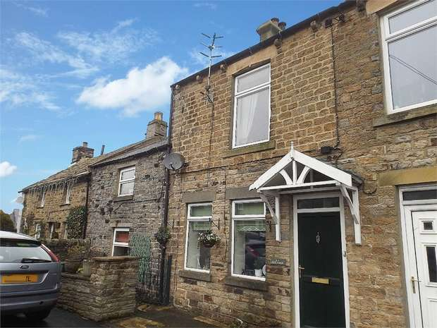 3 Bedrooms Terraced House for sale in Daddry Shield, Bishop Auckland, Durham