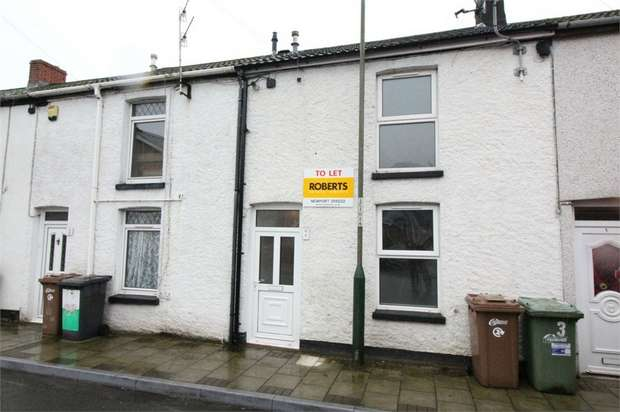 2 Bedrooms Terraced House for sale in Park Place, Risca, NEWPORT