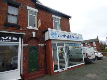 2 Bedrooms Flat for sale in Liverpool Road, Birkdale, Southport, Merseyside, PR8