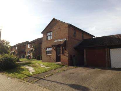 3 Bedrooms Link Detached House for sale in Underwood Place, Oldbrook, Milton Keynes