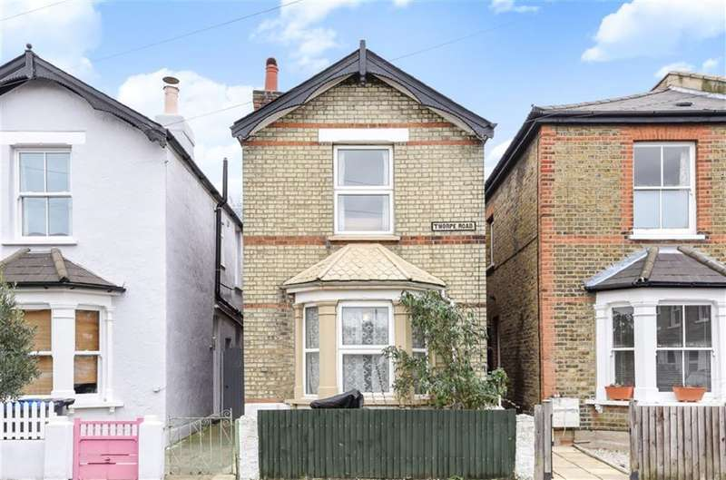 2 Bedrooms Property for sale in Thorpe Road, Kingston Upon Thames