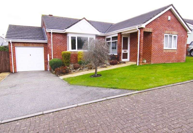 3 Bedrooms Detached Bungalow for sale in Newcombe Close, Okehampton
