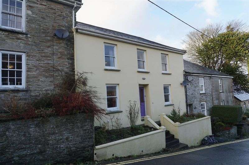 4 Bedrooms Property for sale in Chapel Street, Camelford