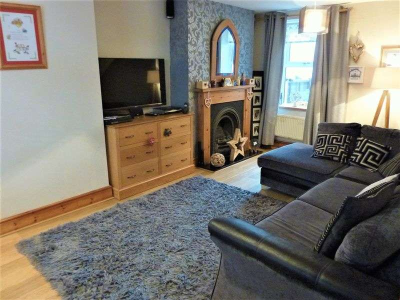 3 Bedrooms Terraced House for sale in Penygroes, Caernarfon, Gwynedd