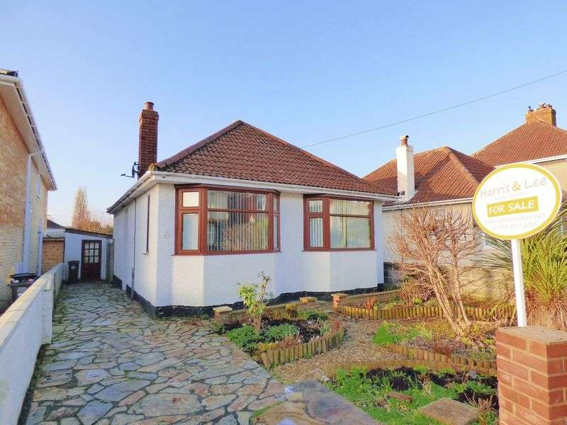 2 Bedrooms Detached Bungalow for sale in Hill Road, Worle, Weston-Super-Mare