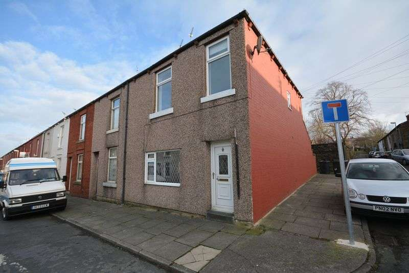3 Bedrooms Terraced House for sale in Albert Street, Clayton Le Moors