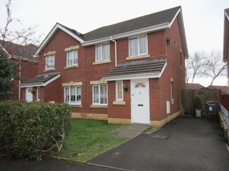 3 Bedrooms Semi Detached House for sale in Thorne Way St Marys Field Cardiff CF5 5DL