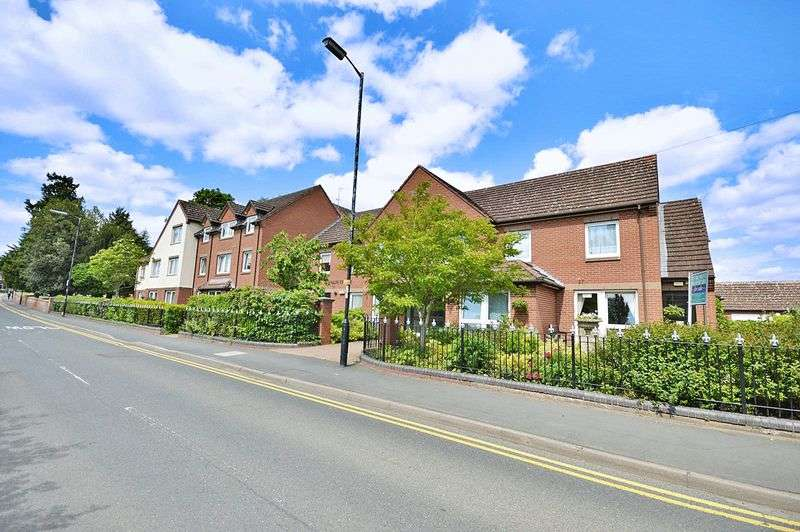 2 Bedrooms Retirement Property for sale in Malin Court, Alcester, B49 5DJ