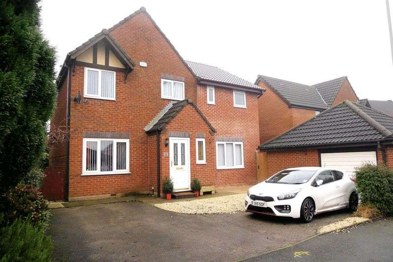 4 Bedrooms Detached House for sale in Browns Road, Bradley Fold, Bolton