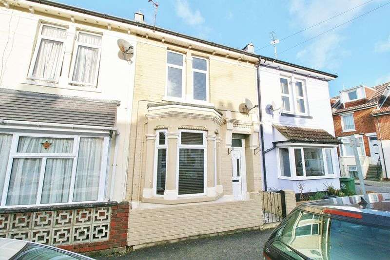3 Bedrooms Terraced House for sale in Dunbar Road, Southsea