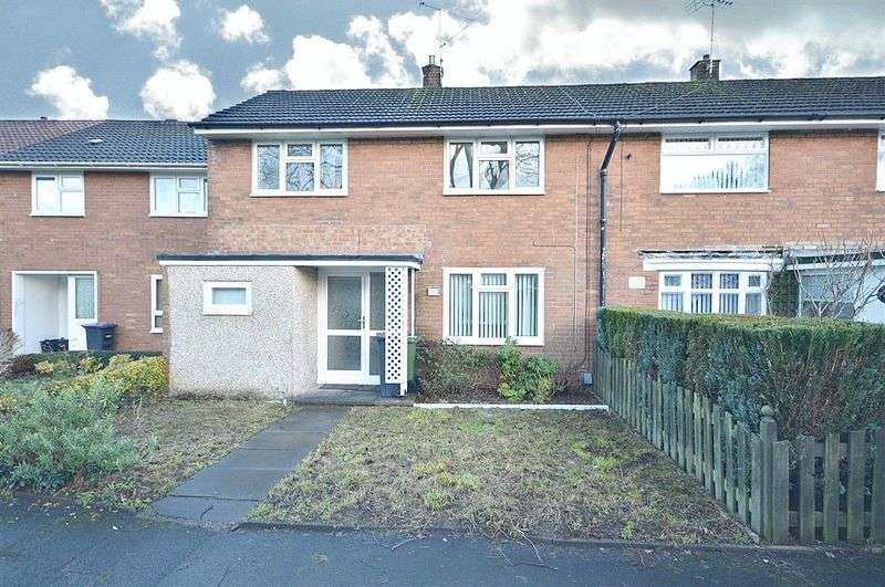 2 Bedrooms Terraced House for sale in Fetty Place, Cwmbran