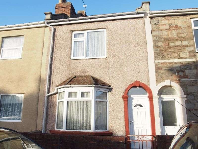 3 Bedrooms Terraced House for sale in Ida Road, Bristol