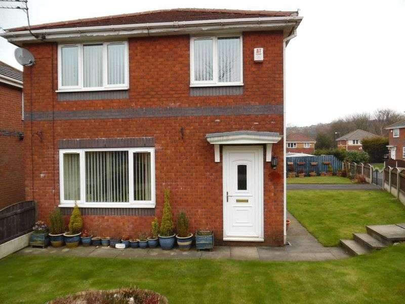 3 Bedrooms Detached House for sale in Goodwood Drive, Oldham