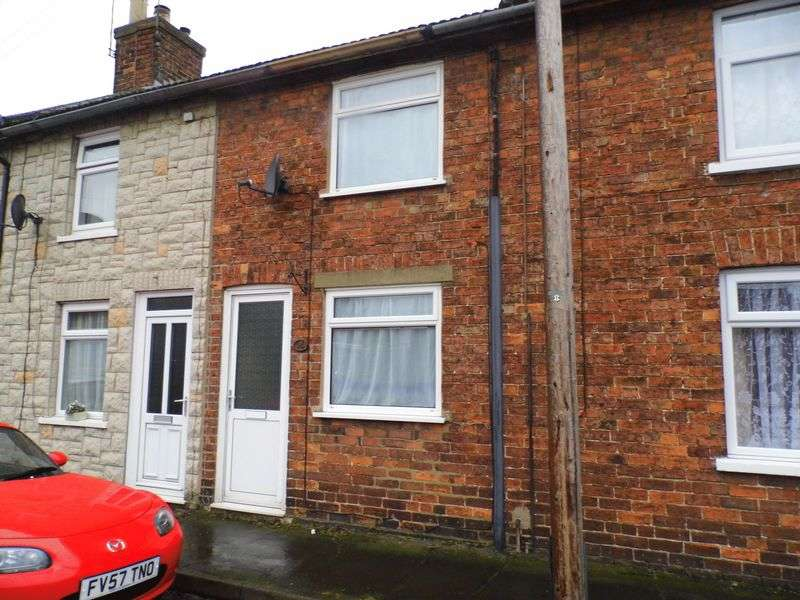 2 Bedrooms Terraced House for sale in Prospect Place, MARKET RASEN