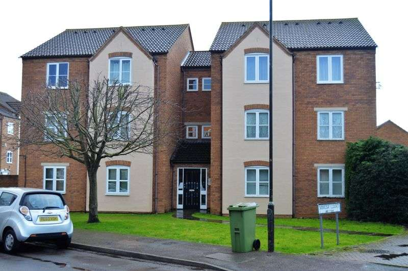 1 Bedroom Flat for sale in Wisteria Way, Gloucester
