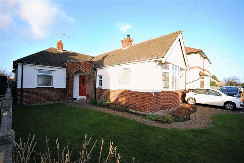 3 Bedrooms Detached Bungalow for sale in Reedville Grove, Leasowe