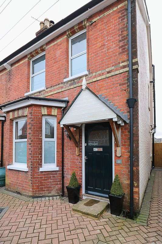 3 Bedrooms Semi Detached House for sale in Nelson Road, Tunbridge Wells