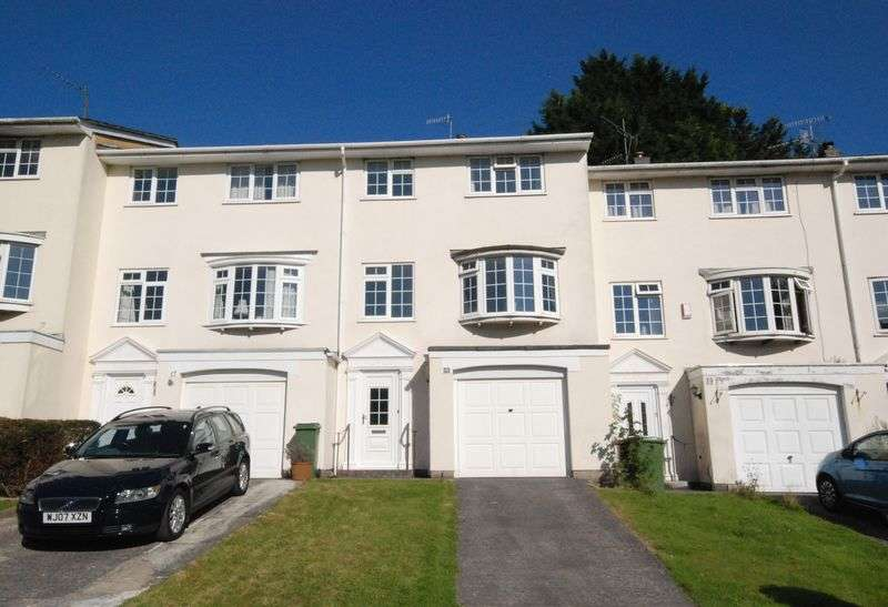 3 Bedrooms Terraced House for sale in Carlton Close,Lower Compton, Plymouth. A gorgeous 3 bedroomed home close to Trefuses Park. Garage.