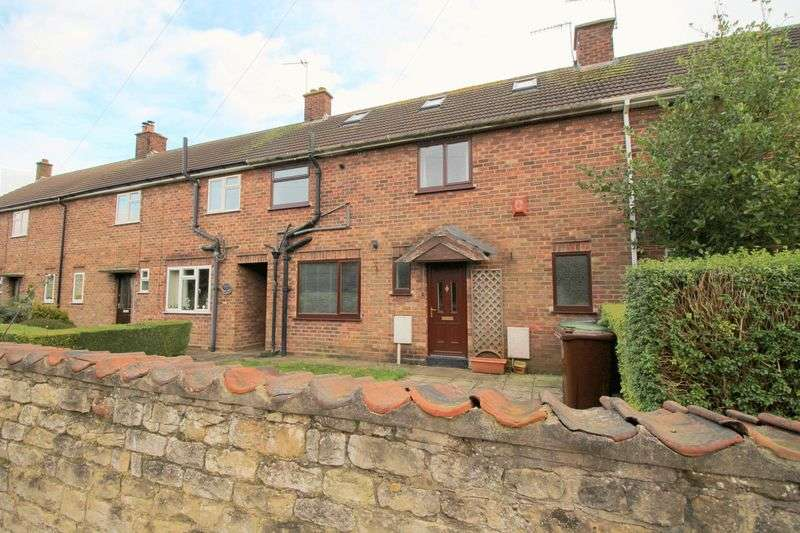 3 Bedrooms Terraced House for sale in School Lane, Canwick, Lincoln