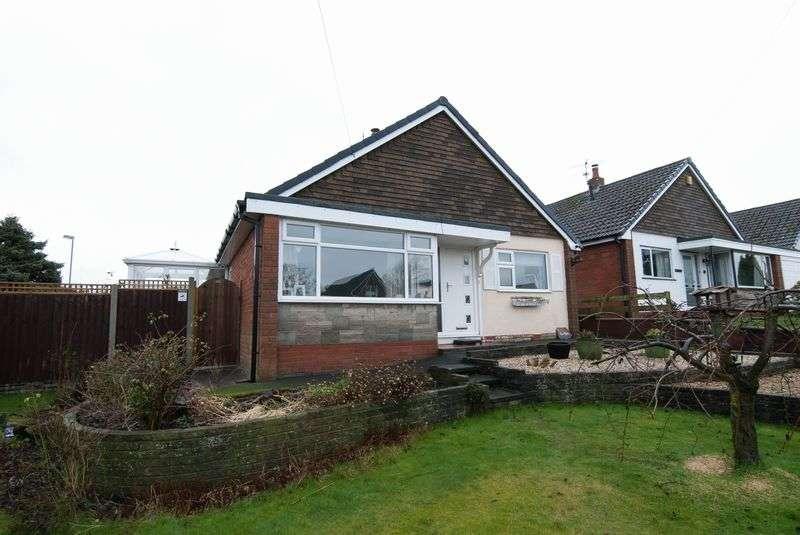 2 Bedrooms Detached Bungalow for sale in Keats Close, Eccleston