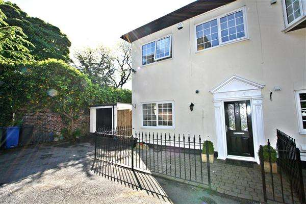 3 Bedrooms Mews House for sale in Redcot Court, Whitefield