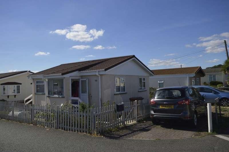 2 Bedrooms Detached Bungalow for sale in Hoo Marina Park Vicarage Lane, Hoo, Rochester, ME3