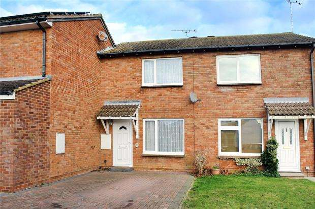 2 Bedrooms Terraced House for sale in Windward Close, Littlehampton, West Sussex, BN17