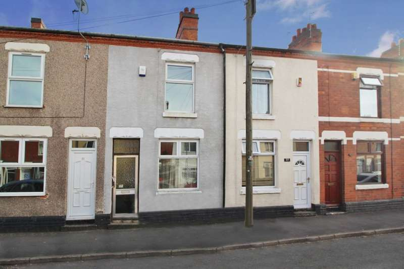 2 Bedrooms Property for sale in Gadsby Street, Nuneaton, CV11