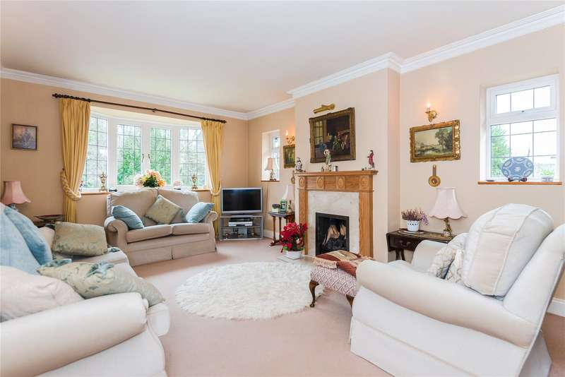 2 Bedrooms Flat for sale in Rectory Close, Stanmore, HA7