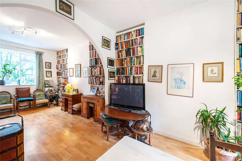 2 Bedrooms Maisonette Flat for sale in Cornwall Crescent, London, W11