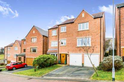5 Bedrooms Detached House for sale in Post Hill View, Pudsey, Leeds, West Yorkshire