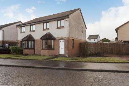 3 Bedrooms Semi Detached House for sale in Overton Avenue, Strathaven