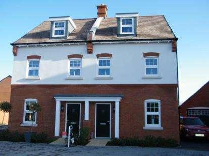 3 Bedrooms Semi Detached House for sale in Worgret Road, Wareham, Dorset