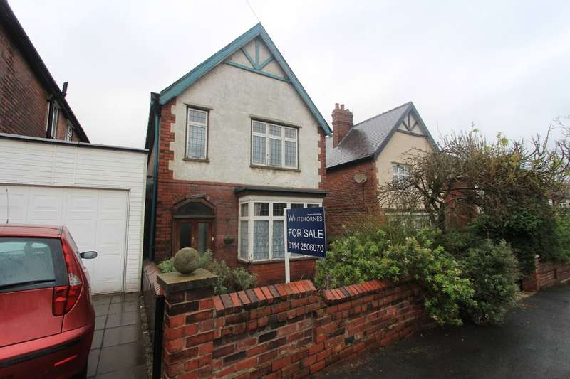 3 Bedrooms Detached House for sale in Norton Lees Lane, Norton Lees