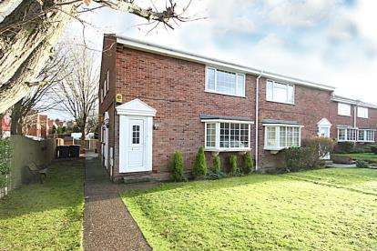 2 Bedrooms Flat for sale in Ashdown Drive, Chesterfield, Derbyshire