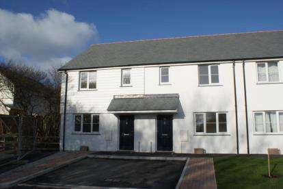 2 Bedrooms End Of Terrace House for sale in Dobwalls, Cornwall