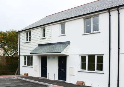 2 Bedrooms Terraced House for sale in Dobwalls, Cornwall