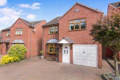 4 Bedrooms Detached House for sale in Knowle Hill, Hurley, Atherstone, Warwickshire