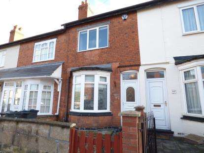2 Bedrooms Terraced House for sale in Blythswood Road, Tyseley, Birmingham, West Midlands