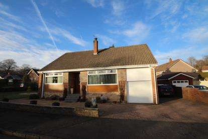 4 Bedrooms Bungalow for sale in Orchy Crescent, Airdrie, North Lanarkshire
