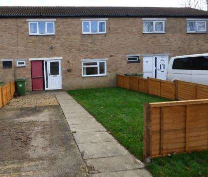 3 Bedrooms Terraced House for sale in Alladale Place, Hodge Lea, Milton Keynes, Buckinghamshire