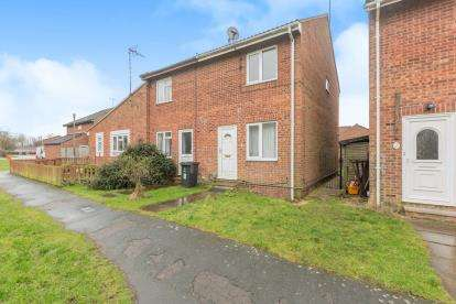 2 Bedrooms Semi Detached House for sale in Chalgrove Field, Swindon, Wiltshire