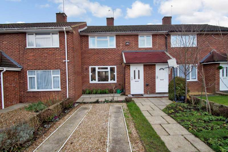 4 Bedrooms Terraced House for sale in Springfield Road, Hemel Hempstead
