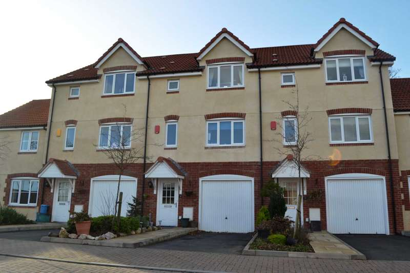 4 Bedrooms Town House for sale in Southbrook Meadow, Rockbeare