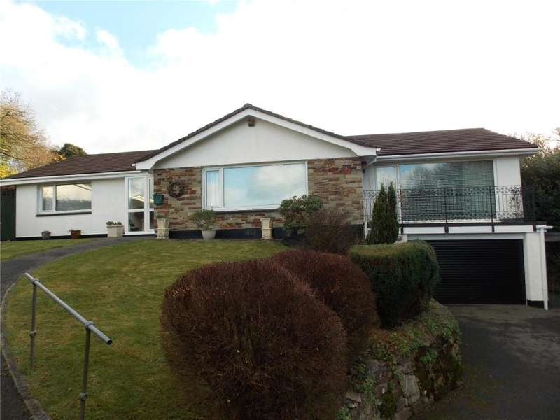 3 Bedrooms Detached Bungalow for sale in Woodland Glade, Lanivet, Bodmin