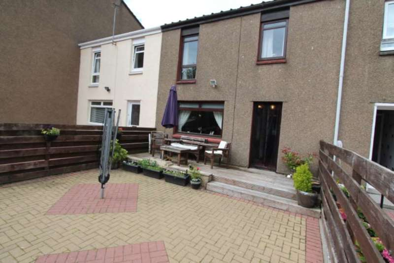 3 Bedrooms Terraced House for sale in Greenhill Drive, Linwood
