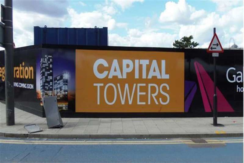 2 Bedrooms Property for sale in Capital Towers, Stratford, London, E15