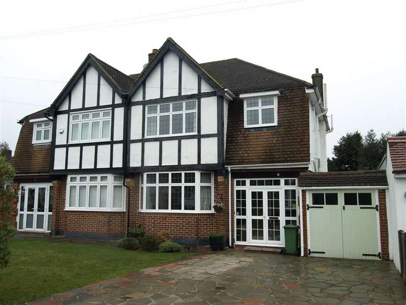 3 Bedrooms Property for sale in Elderslie Close, Beckenham, BR3