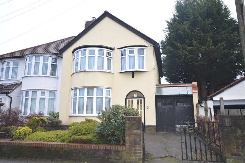 3 Bedrooms Semi Detached House for sale in Rocky Lane, Childwall, Liverpool, L16