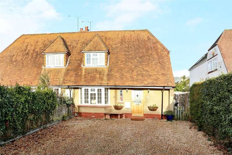 3 Bedrooms Semi Detached House for sale in Wings Road, Farnham, Surrey, GU9